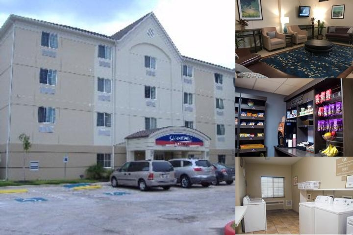 Candlewood Suites Houston Medical Center photo collage