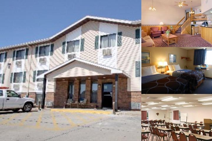 Super 8 Manhattan Ks photo collage