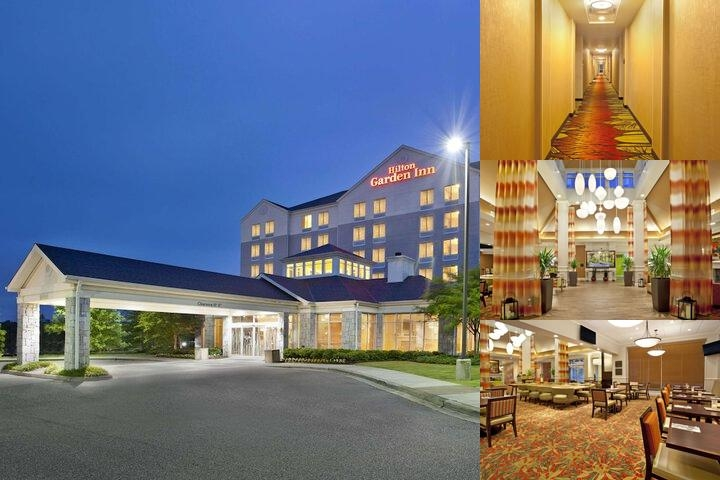 Hilton Garden Inn Birmingham Se / Liberty Park photo collage