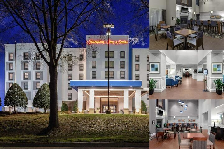Hampton Inn & Suites Concord / Charlotte photo collage