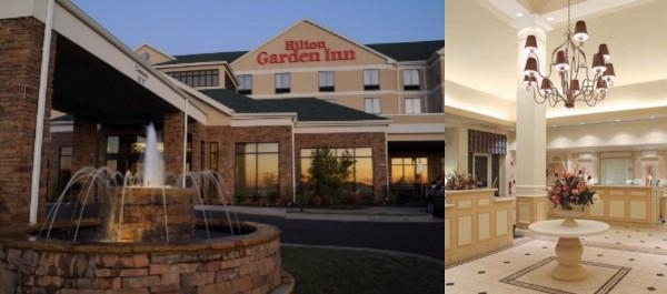 Hilton Garden Inn Cartersville photo collage