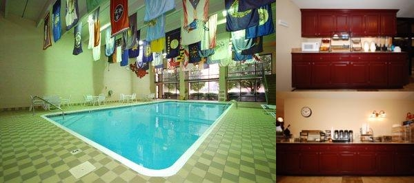 Best Western Windsor Suites photo collage