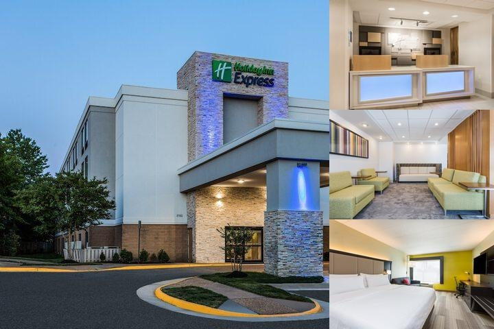 Comfort Inn Gunston Corner photo collage