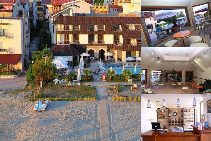 Hotel Oaz photo collage