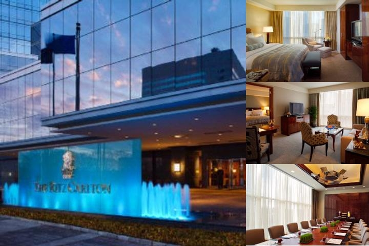 The Ritz Carlton Westchester photo collage
