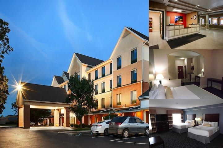Best Western Plus Kalamazoo Suites photo collage