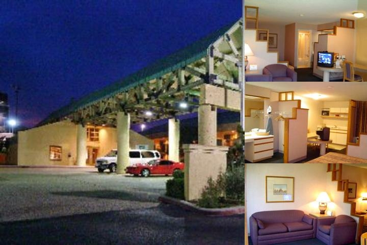 Homegate Studios & Suites San Antonio Fiesta Park photo collage