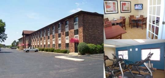 Days Inn Bridgeview Photo Collage