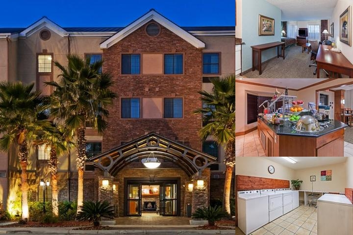 Staybridge Suites Near Six Flags Fiesta Texas photo collage