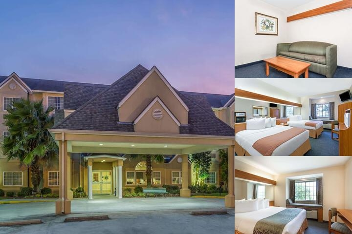 Microtel Inn & Suites of Houma photo collage