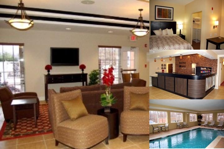 Mainstay Suites Fort Campbell photo collage