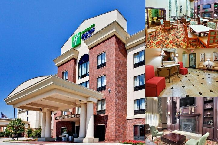 Holiday Inn Express & Suites Dfw West Hurst photo collage