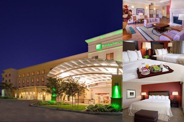 Holiday Inn & Suites Bakersfield photo collage