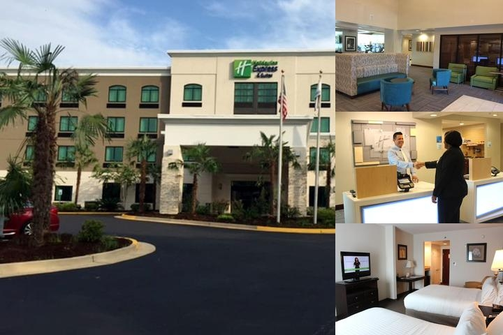 Holiday Inn Express & Suites Mobile West I 10 photo collage