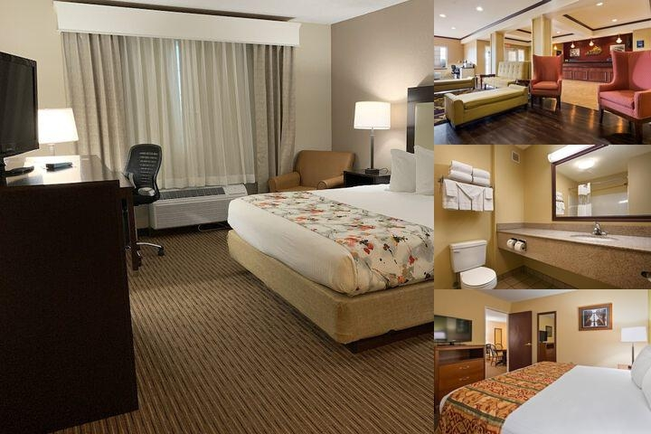 Best Western Lawrenceburg Inn photo collage