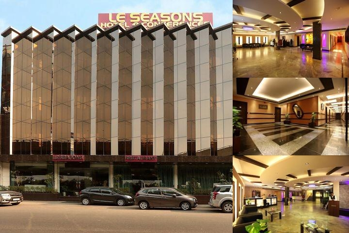 Hotel Le Seasons photo collage