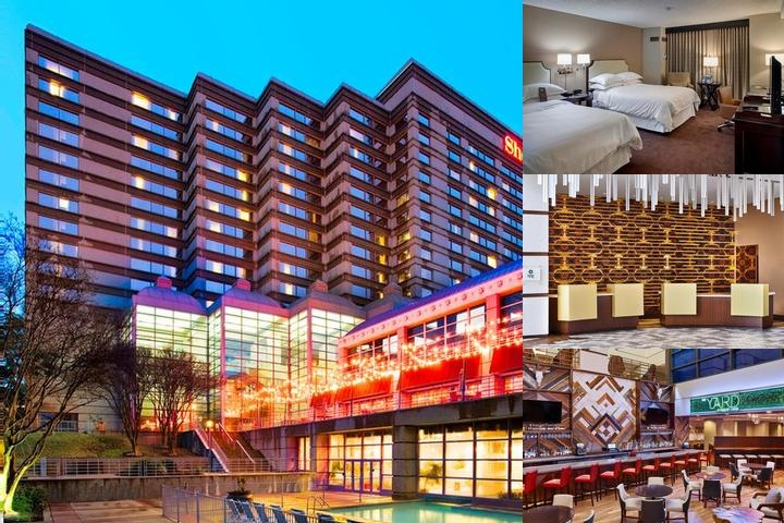 Sheraton Austin at the Capitol photo collage