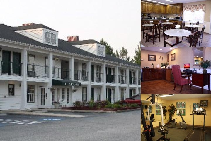 Jameson Inn Jesup photo collage