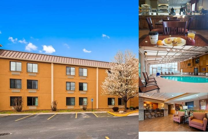 Best Western Plus Marion Hotel photo collage