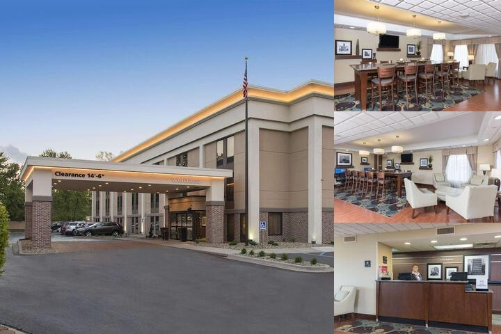 Hampton Inn Port Huron photo collage