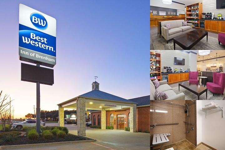 Best Western Plus Inn of Brenham photo collage