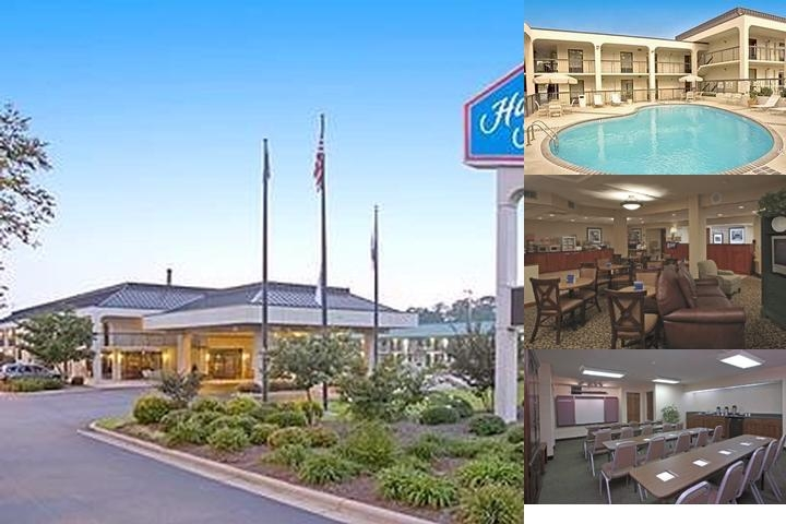 Hampton Inn Fayetteville I 95 photo collage