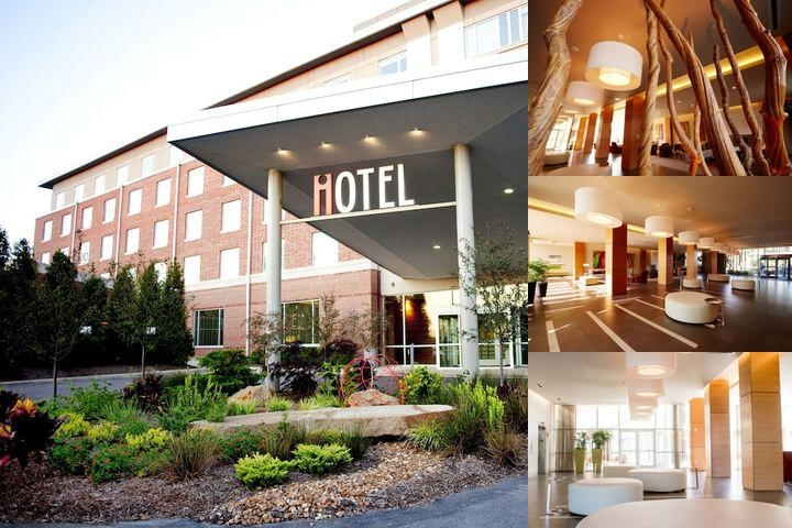 I Hotel & Conference Center photo collage