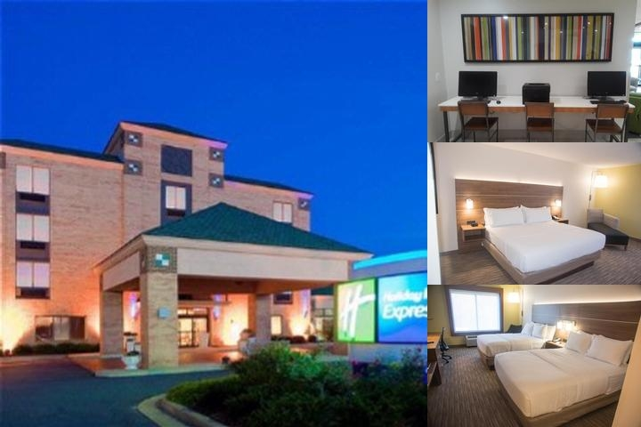 Holiday Inn Express Easton photo collage