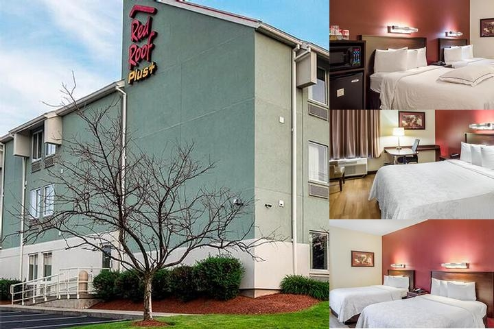 Red Roof Inn Logan Saugus photo collage