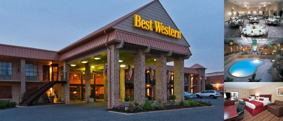 Best Western of Alexandria Inn & Suites & Conference Center photo collage