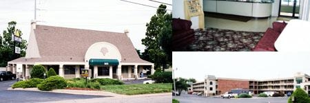Lenexa Inn photo collage