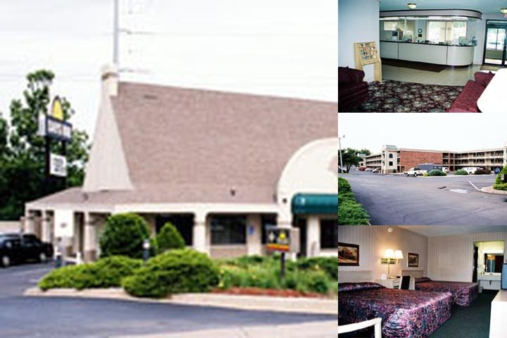 Knights Inn Lenexa photo collage