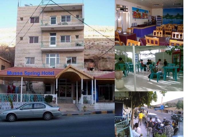 Mussa Spring Hotel photo collage