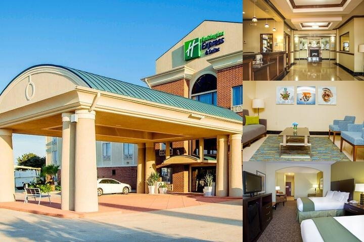 Holiday Inn Express Waller photo collage