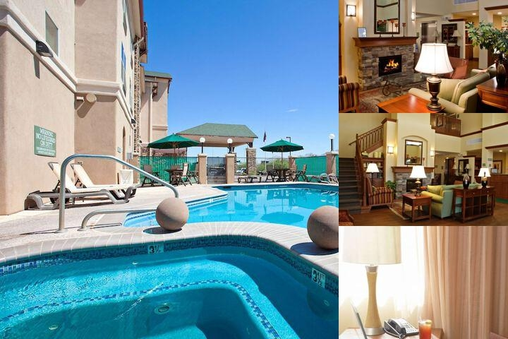 Country Inn & Suites Tucson City Center photo collage
