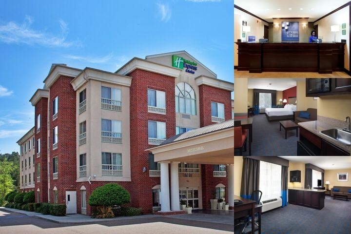 Holiday Inn Express & Suites W. Monroe photo collage