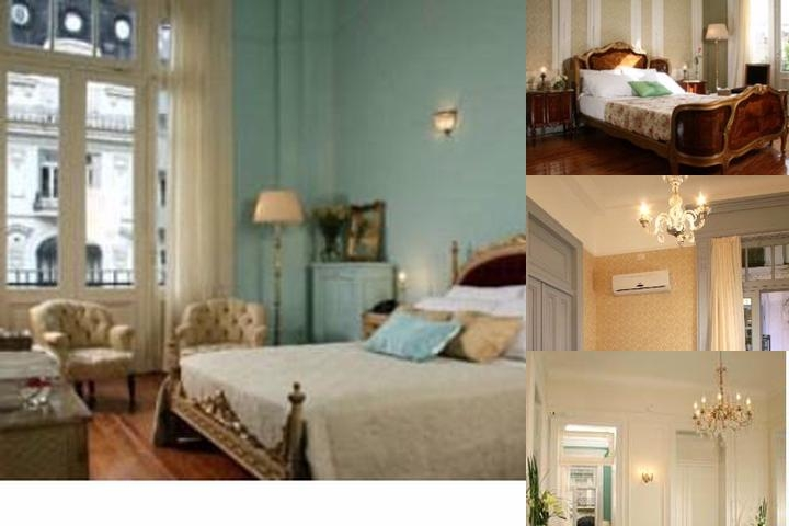 Rooney's Boutique Hotel photo collage
