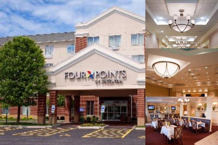 Four Points Fairview Heights photo collage