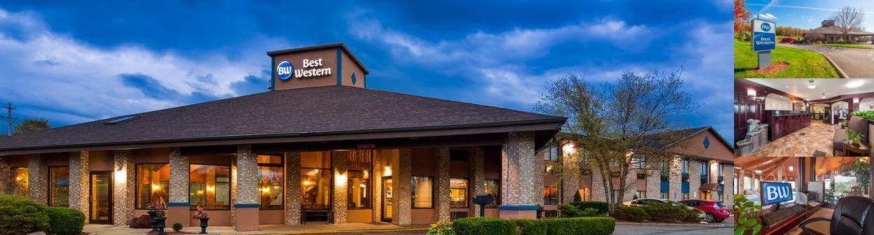 Best Western Richland Inn Mansfield photo collage