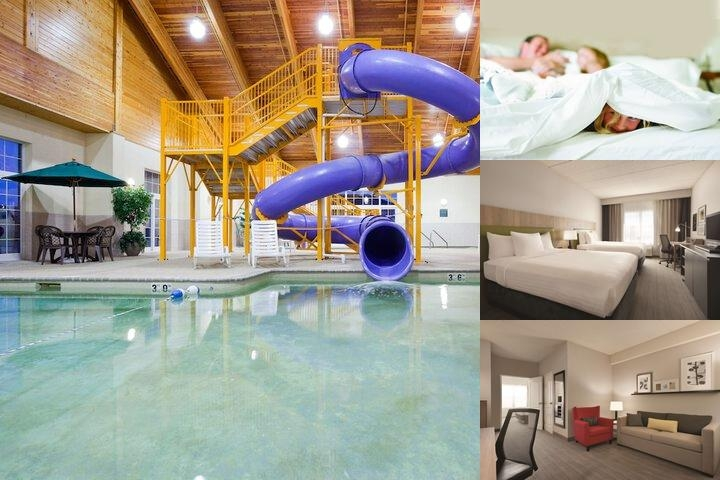 Country Inn & Suites by Carlson Shoreview Mn photo collage