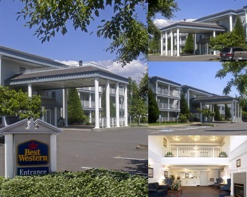 Best Western Grand Manor Inn photo collage