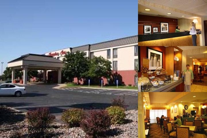 Hampton Inn Eau Claire photo collage