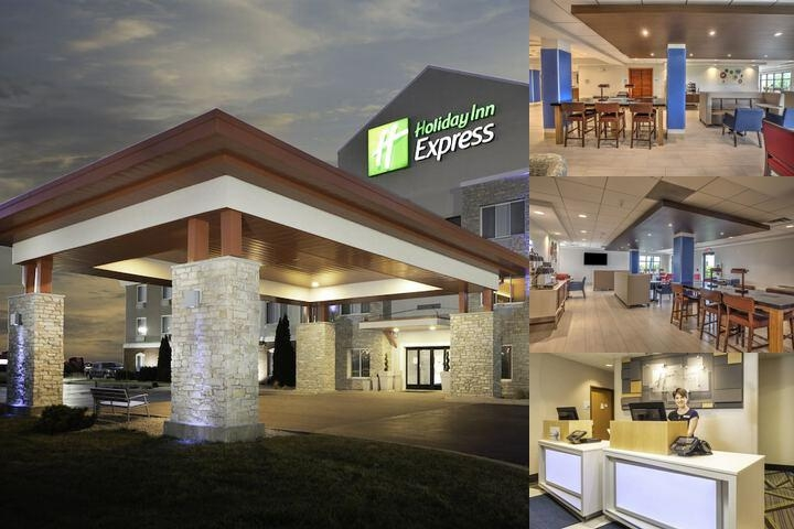 Holiday Inn Express Rochelle Photo Collage