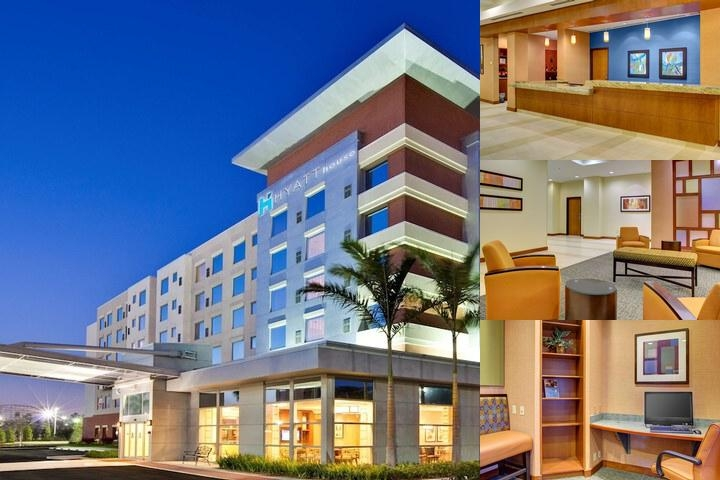 Hyatt House Fort Lauderdale Airport & Cruise Port photo collage