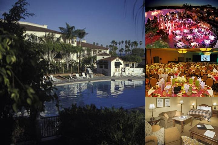 Fess Parker's Doubletree Resort photo collage