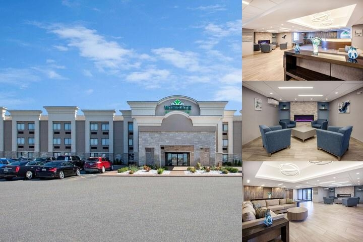 Days Inn Metro Airport photo collage