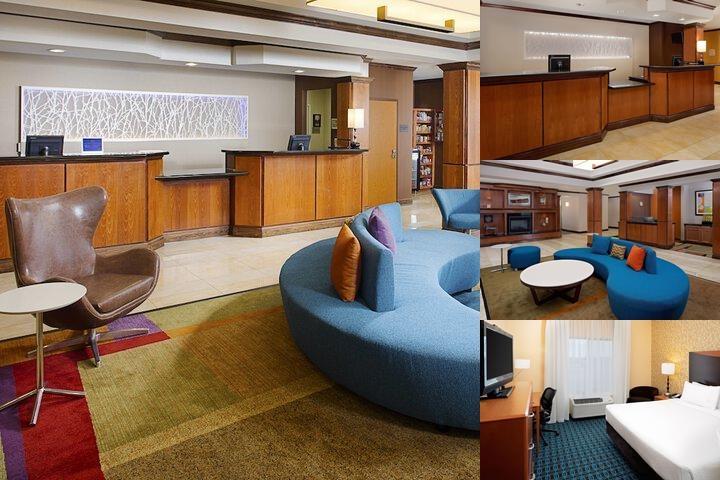 Fairfield Inn Suites By Marriott Mansfield Photo Collage