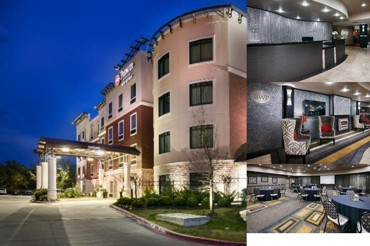 Best Western Premier Crown Chase Inn & Suites photo collage