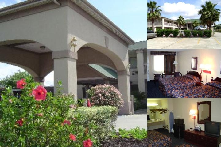 Howard Johnson Inn & Suites Hobby Airport photo collage