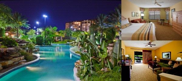 Holiday Inn Club Vacations at Orange Lake Resort photo collage